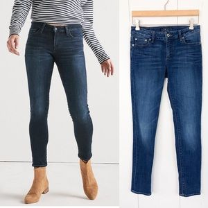 Lucky Brand | Lolita Skinny Mid-Rise Jeans 6/28